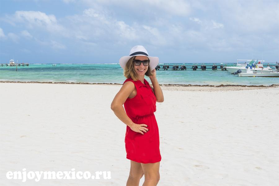 автор блога о мексике