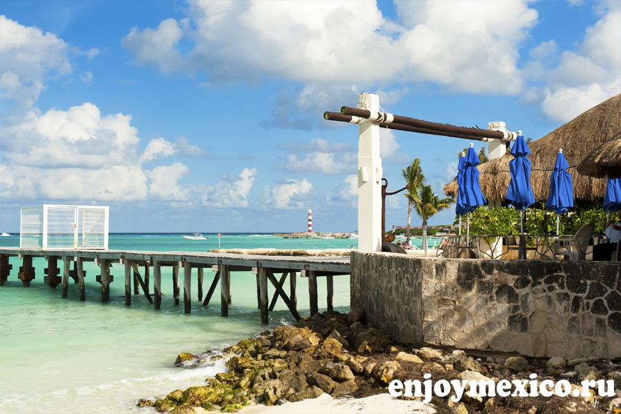 караколь фото пляж в канкуне
