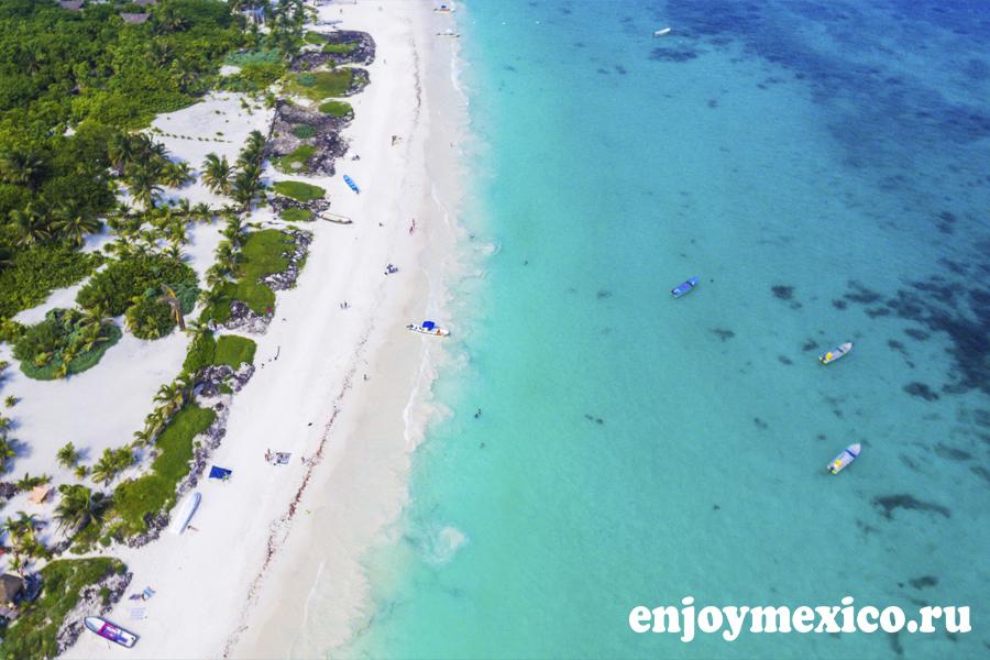 фото карибское море