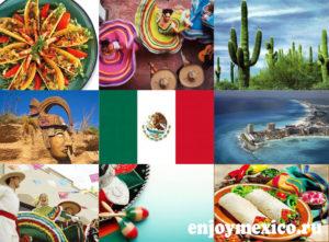 история мексики кратко
