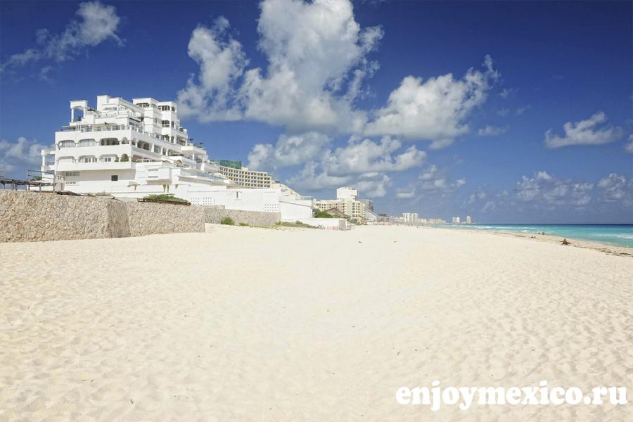 лучшие пляжи канкуна марлин фото