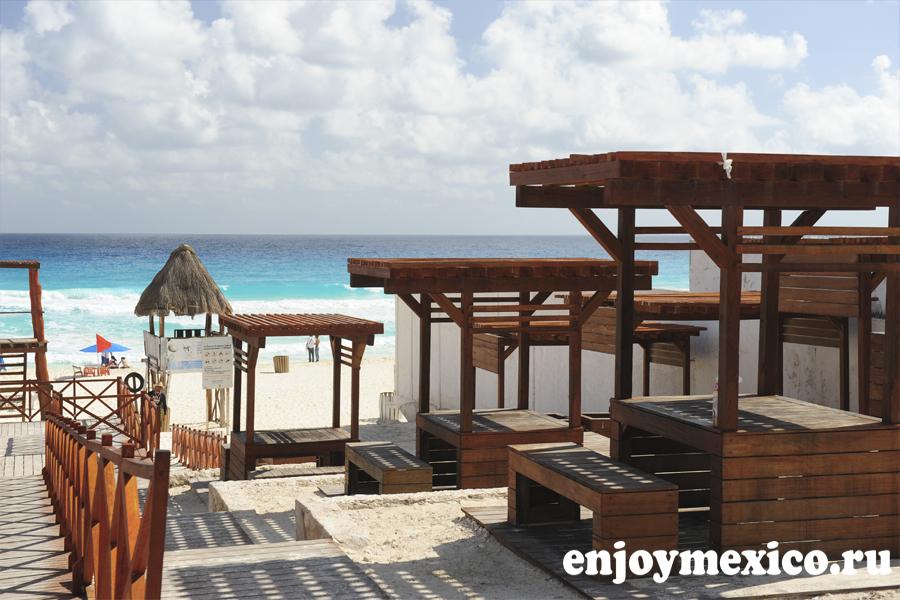 лучшие пляжи канкуна марлин фотографии