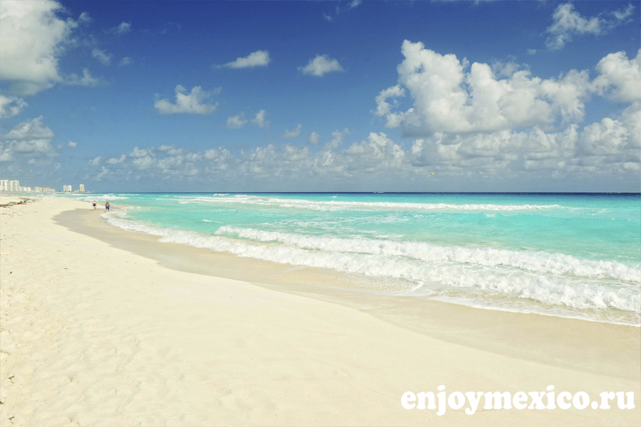 лучшие пляжи канкуна марлин