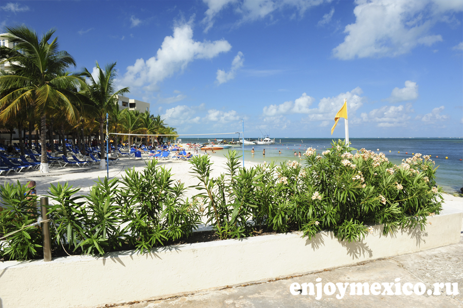 пляж линда канкун фото