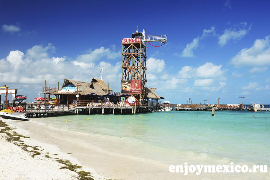 пляжи канкуна тортугас красивые фото
