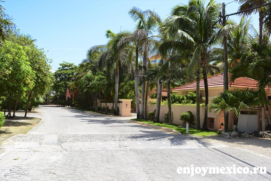 акумаль мексика отели