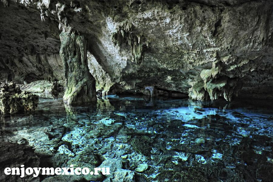 мексика сеноты юкатана