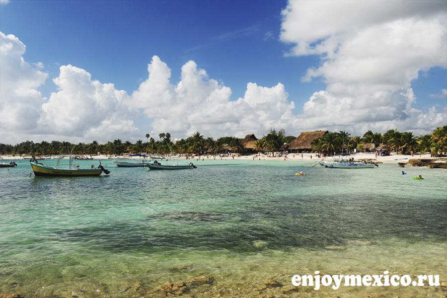 море карибское акумаль мексика