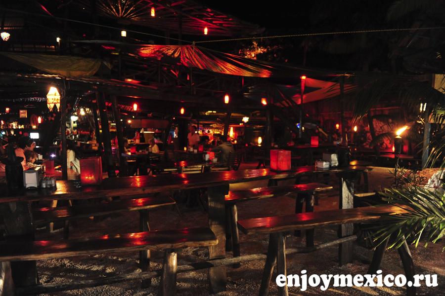 тулум фото ресторан