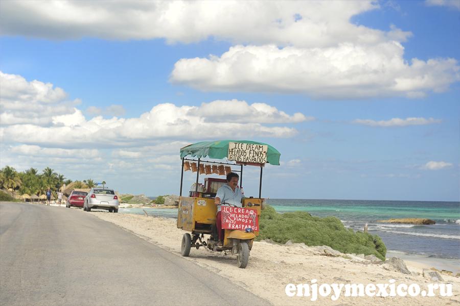 тулум мексика фото моря