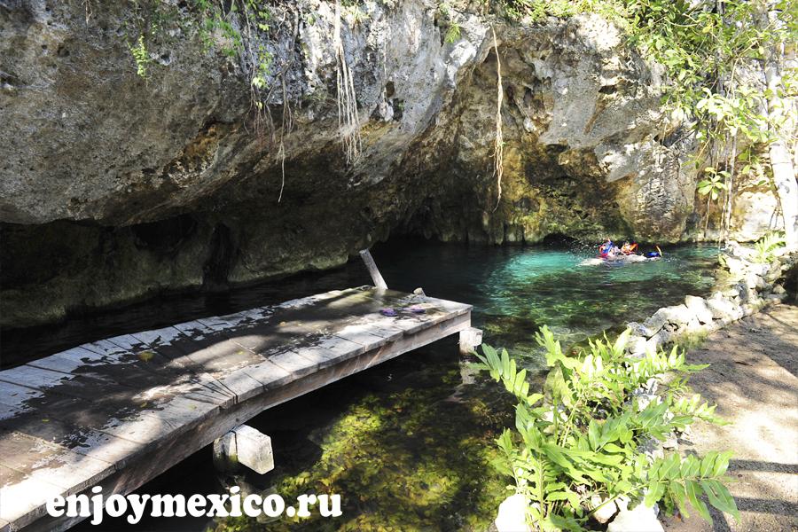 гранд сеноте фото мексика