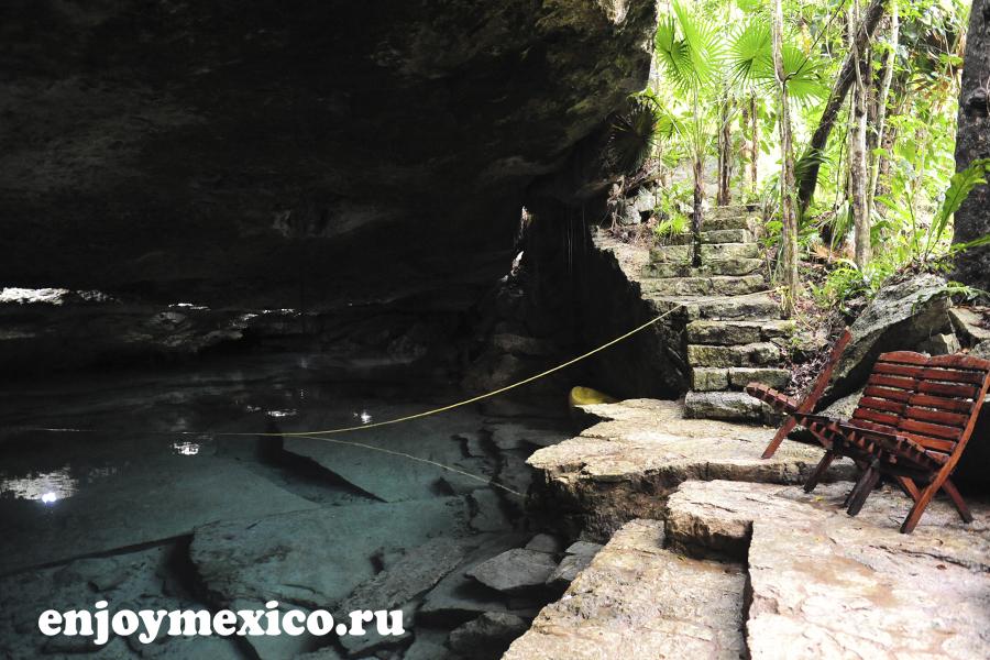 фото сенота кантучи мексика
