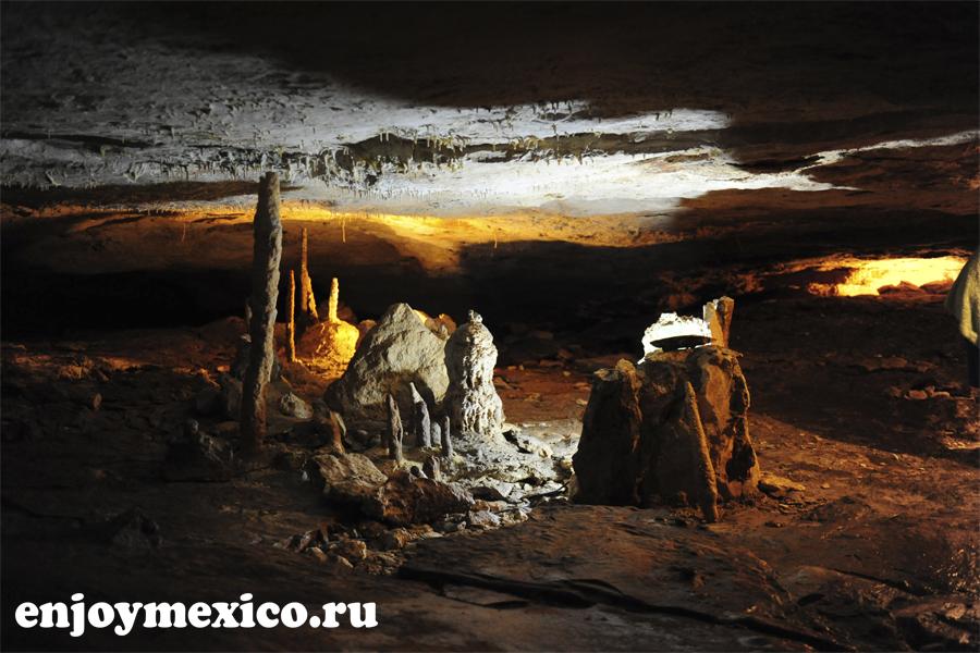 пещера эко парк кантучи мексика