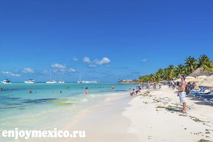 исла мухерес фото мексика