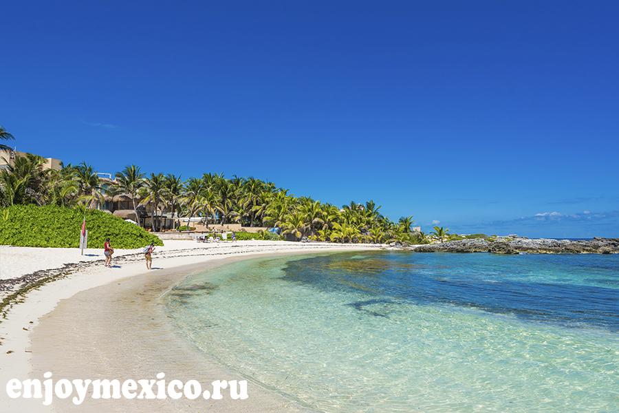исла мухерес мексика фото пляж