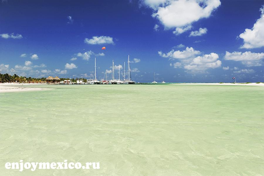 пляж марома мексика фото