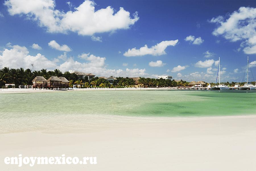 пляж марома мексика