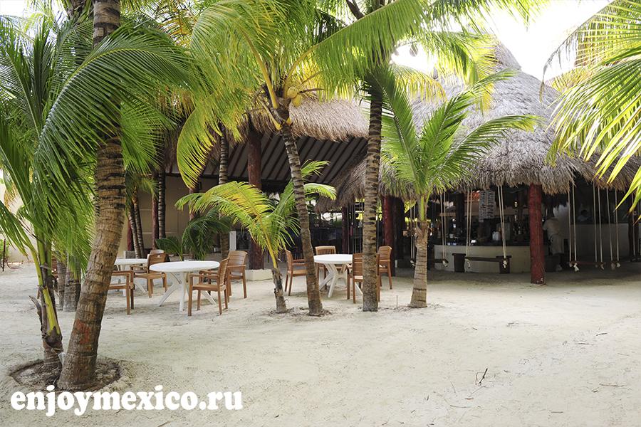 пляж марома ресторан фото