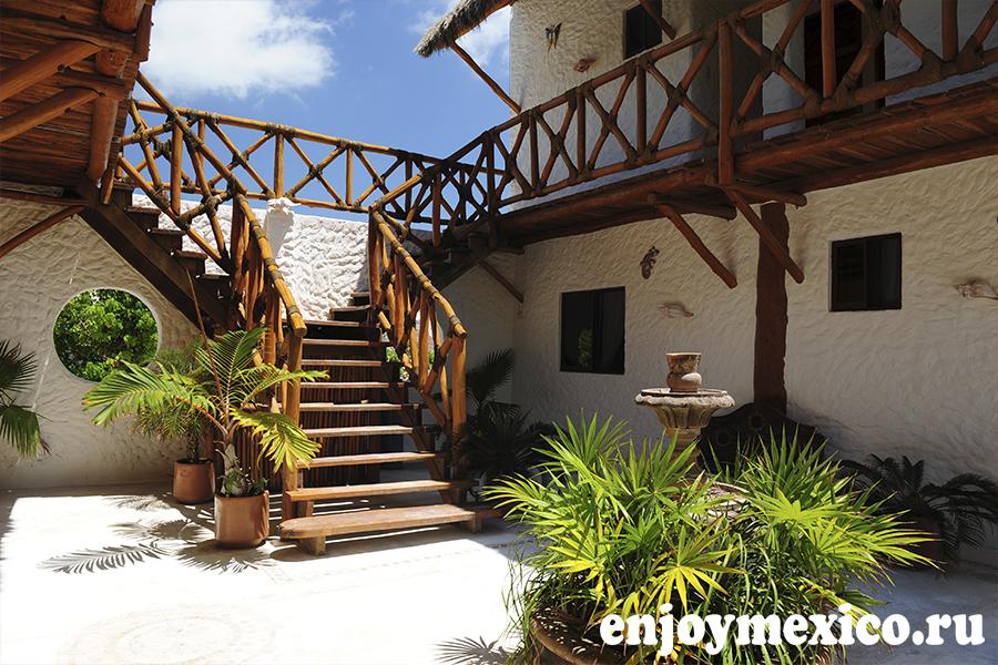 casa lupita отель мексика