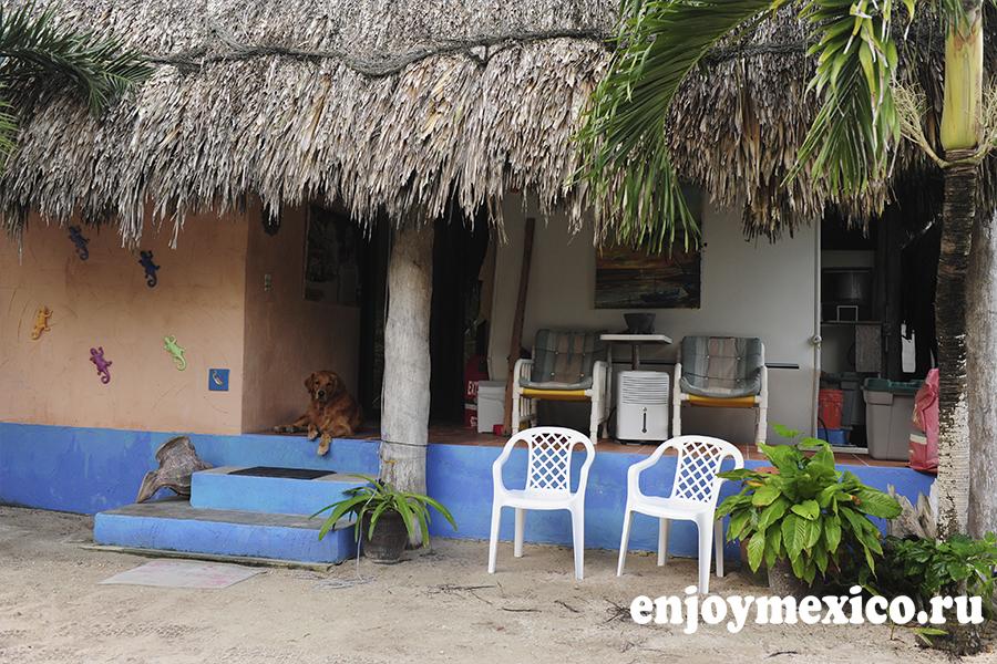 дом на пляже паамуль