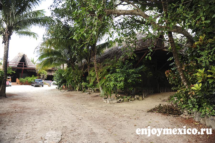 дорога около пляжа фото
