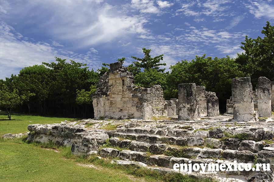 эль рэй руины в канкуне мексика