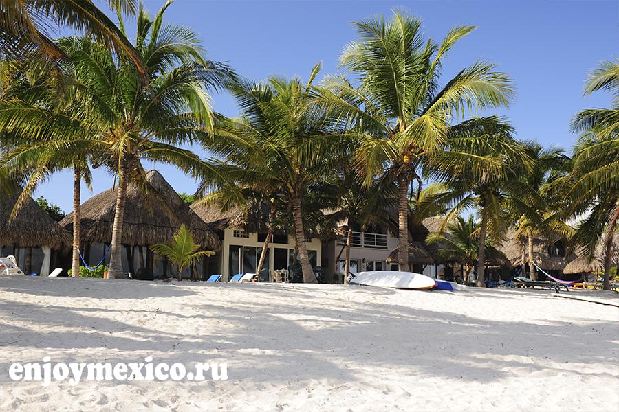 красивый пляж мексика фото