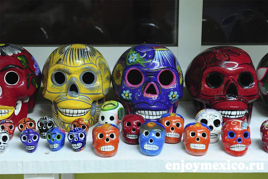 культ смерти в мексике