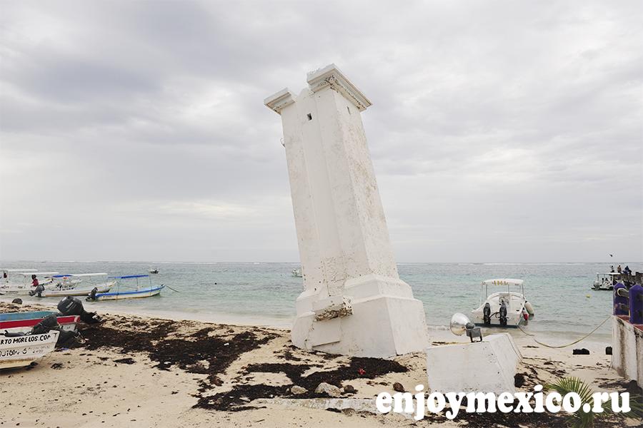 маяк пуэрто морелос