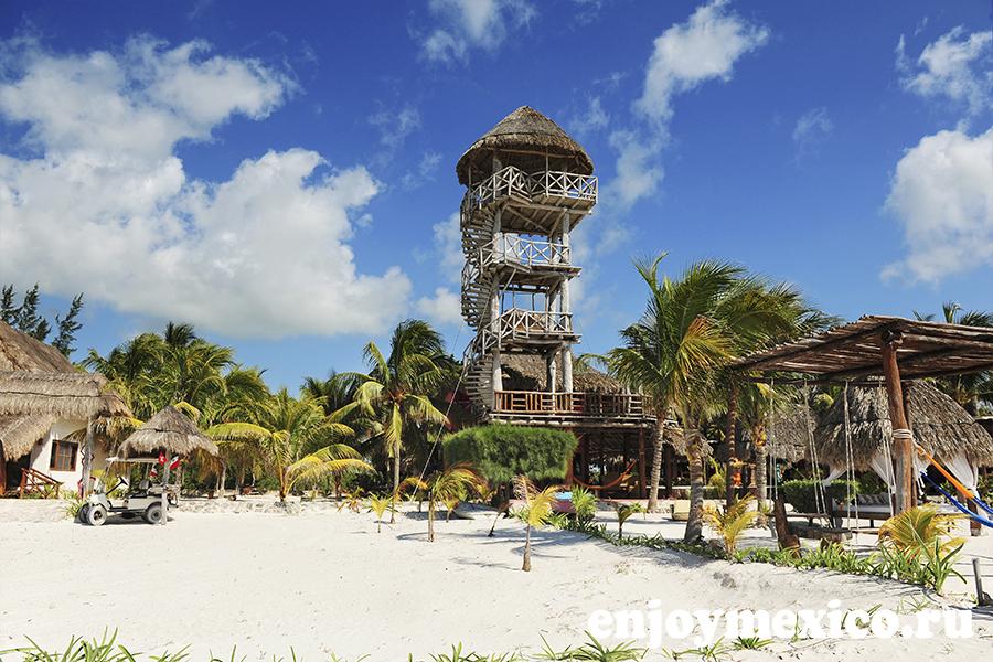 остров холбокс мексика