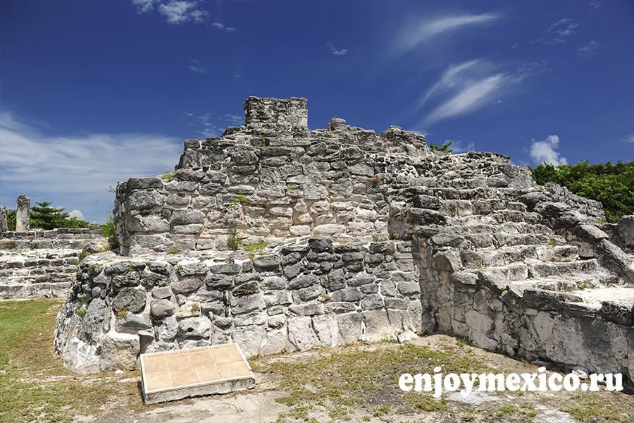 пирамиды эль рэй руины канкун
