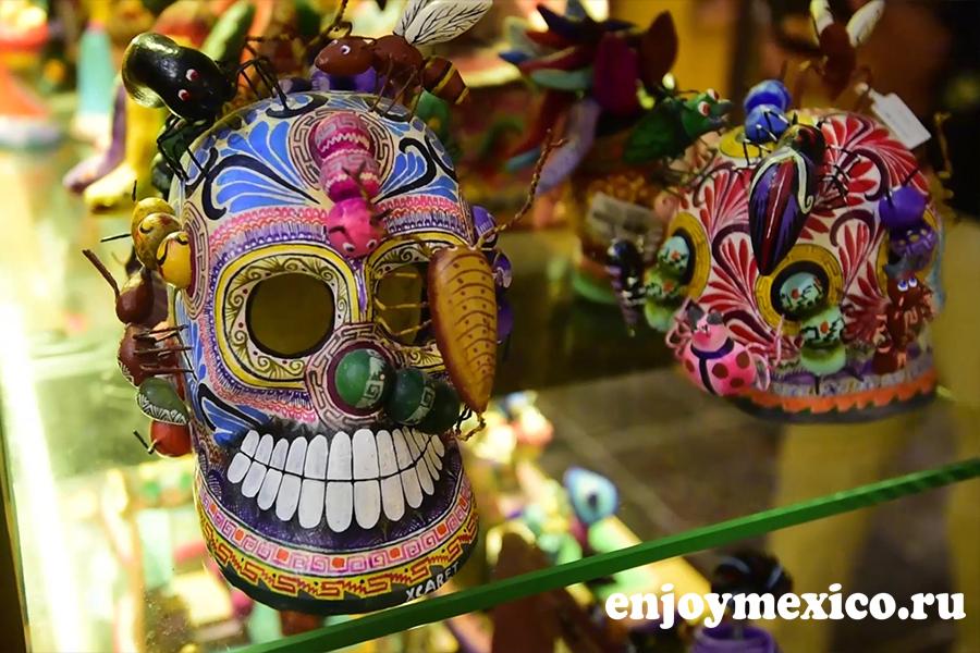 праздник смерти в мексике