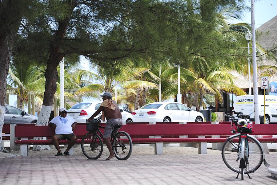 пуэрто морелос фото велосипедисты
