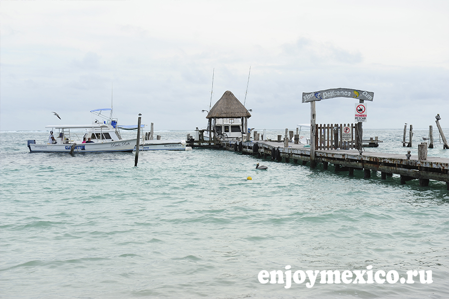 пуэрто омрелос мексика пристань
