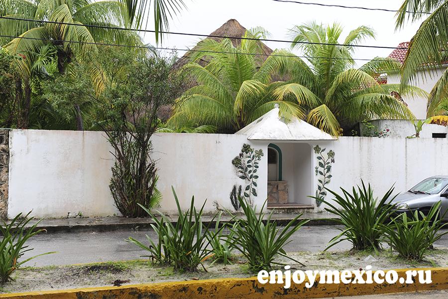 пуэрто морелос мексика улица