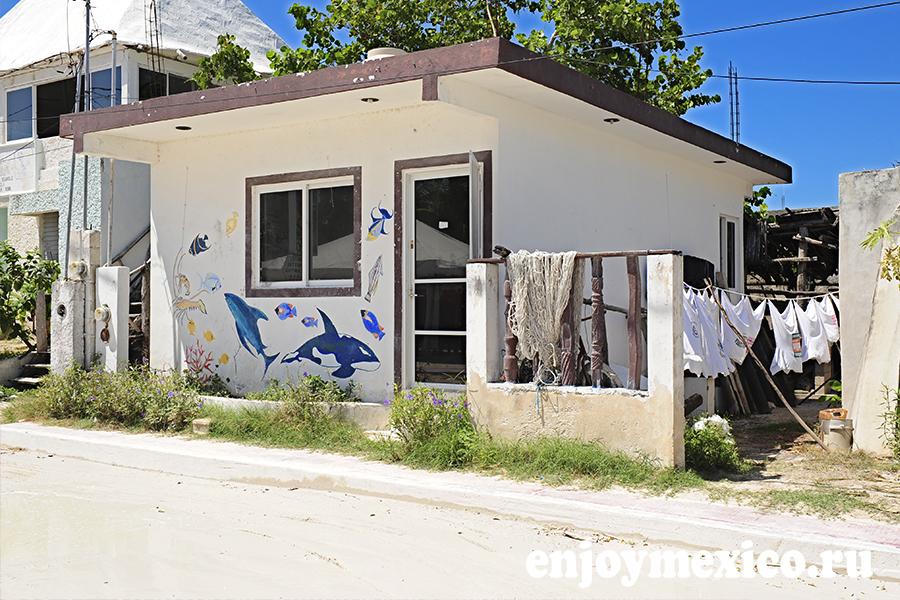 жилой дом фото мексика