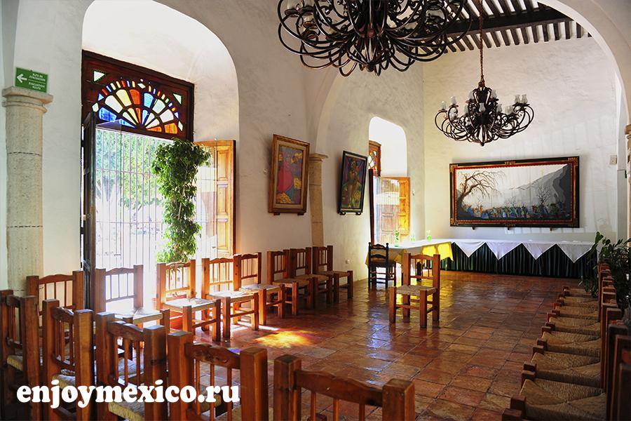 дизайн колониальный стиль мексика