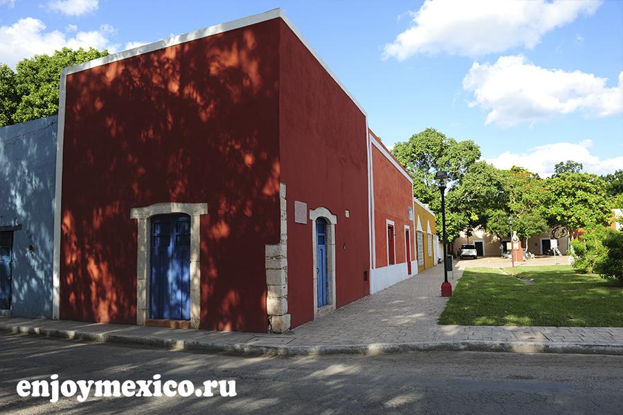 дом в вальдяолиде мексика