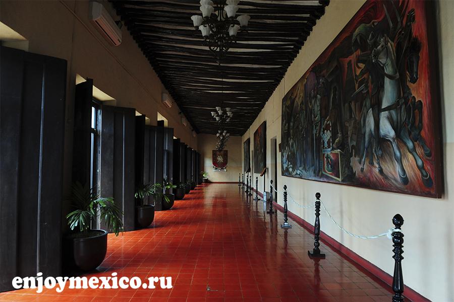 картина в вальядолид мексика