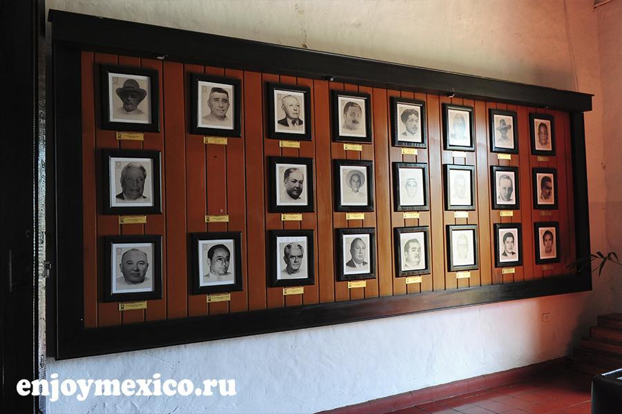 коллекция картин вальядолид мексика