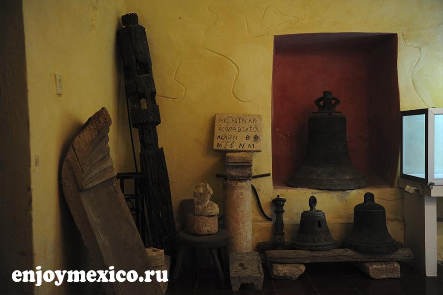 музей монастырь сан бернардино вальядолид мексика
