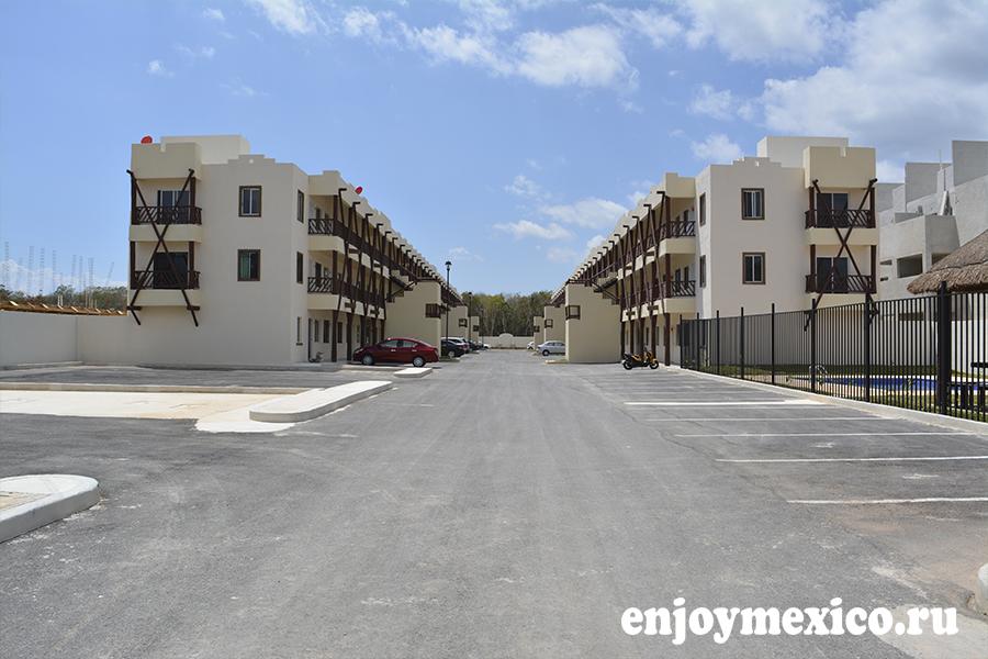 недвижимость в канкуне мексика купить