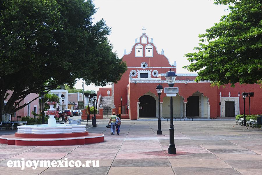 неспешная жизнь вальядоли мексика