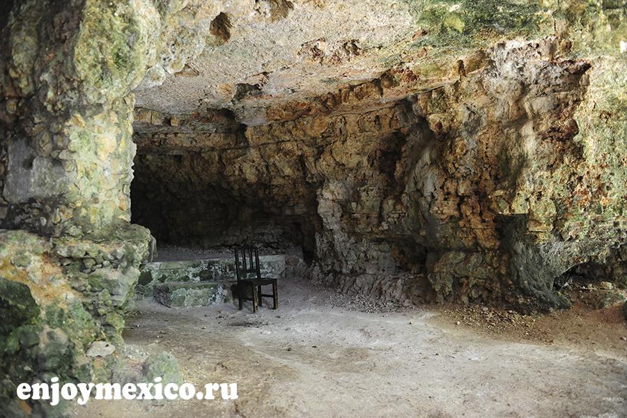 пещера в сеноте заси вальядолид