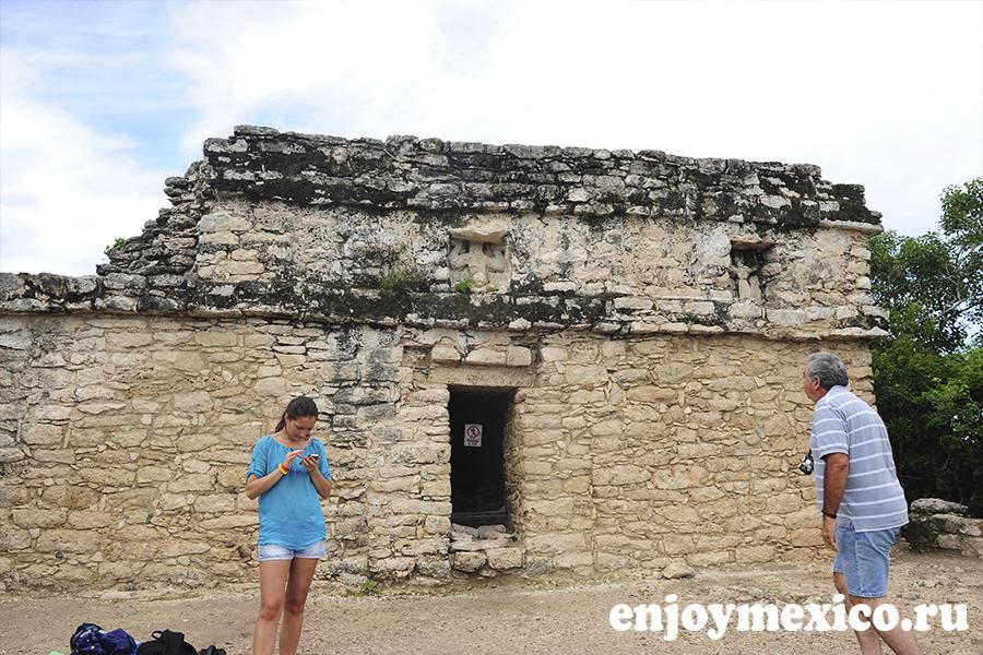 пирамида коба мексика здание
