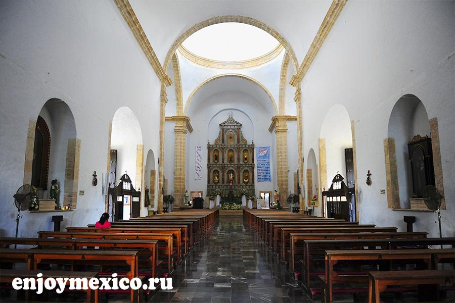 сан гервасио собор вальядолид мексика