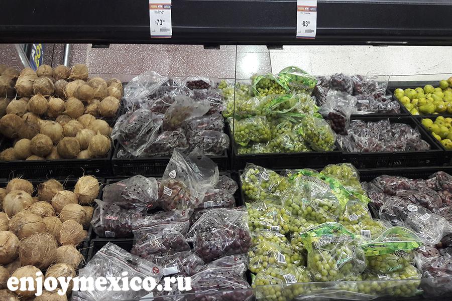 цены в мексике на еду