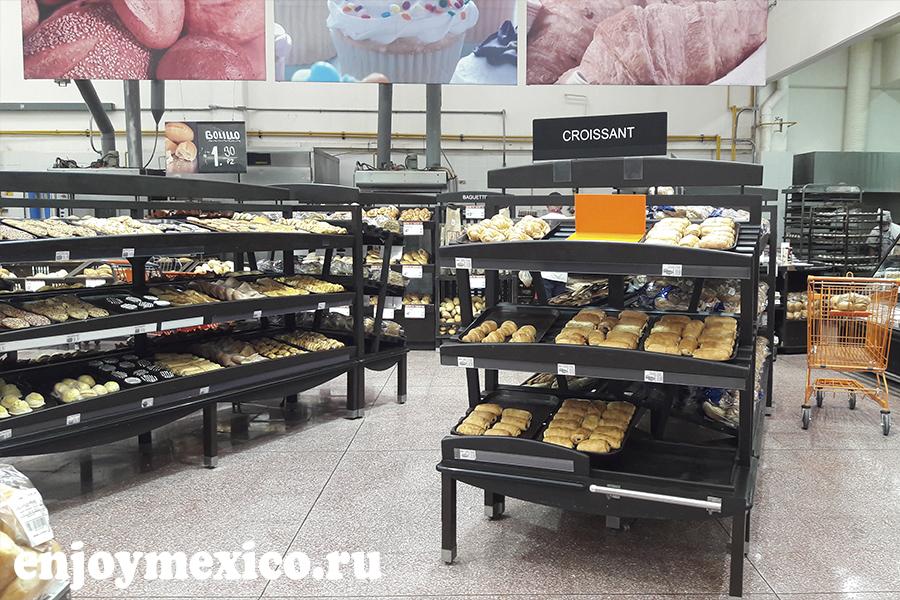 цены в мексике на хлеб