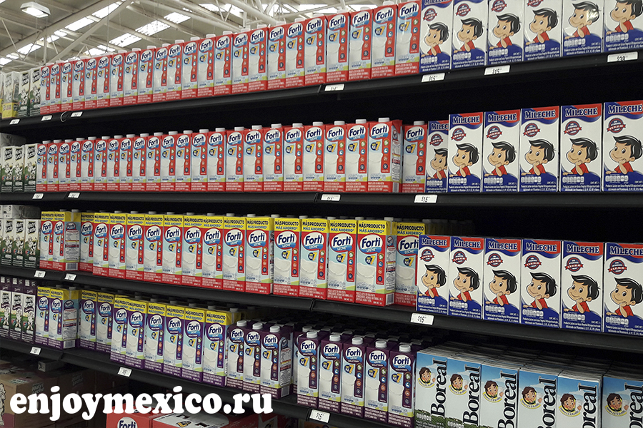 цены в мексике в 2019