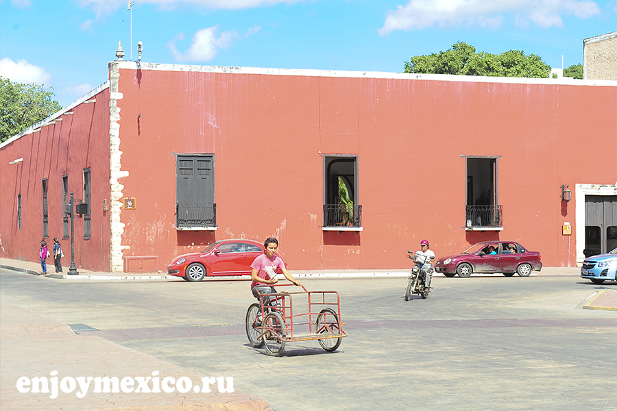 вальядолид мексика жизнь фото